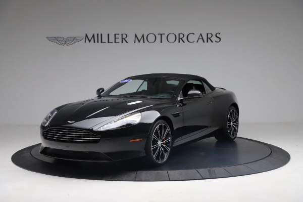 Used 2015 Aston Martin DB9 Convertible for sale Sold at Maserati of Greenwich in Greenwich CT 06830 13
