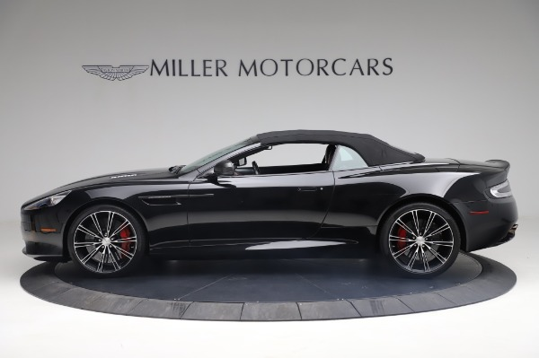 Used 2015 Aston Martin DB9 Convertible for sale Sold at Maserati of Greenwich in Greenwich CT 06830 14