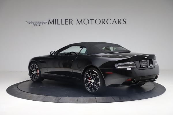 Used 2015 Aston Martin DB9 Convertible for sale Sold at Maserati of Greenwich in Greenwich CT 06830 15