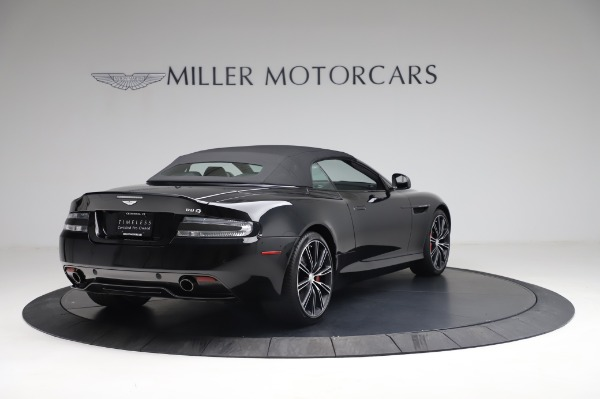 Used 2015 Aston Martin DB9 Convertible for sale Sold at Maserati of Greenwich in Greenwich CT 06830 16