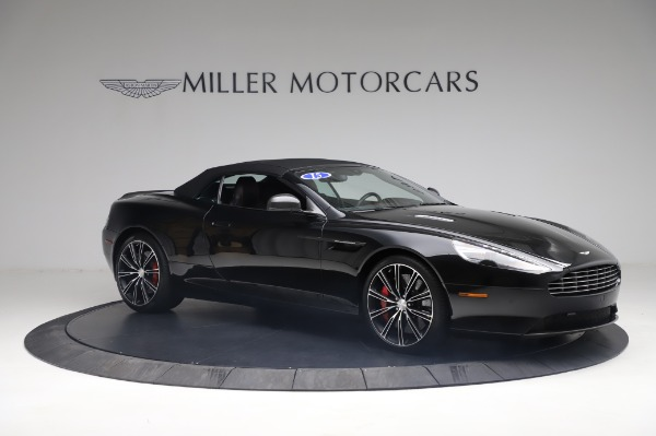 Used 2015 Aston Martin DB9 Convertible for sale Sold at Maserati of Greenwich in Greenwich CT 06830 17
