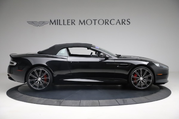 Used 2015 Aston Martin DB9 Convertible for sale Sold at Maserati of Greenwich in Greenwich CT 06830 18