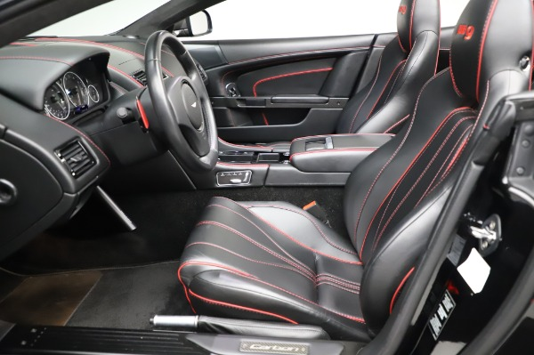Used 2015 Aston Martin DB9 Convertible for sale Sold at Maserati of Greenwich in Greenwich CT 06830 20