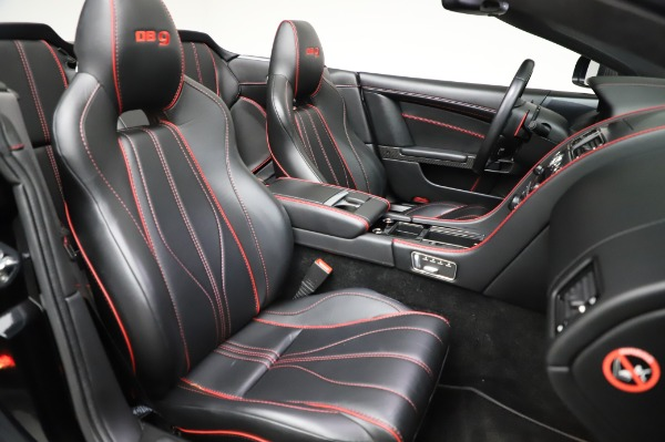 Used 2015 Aston Martin DB9 Convertible for sale Sold at Maserati of Greenwich in Greenwich CT 06830 25