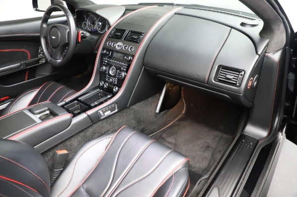 Used 2015 Aston Martin DB9 Convertible for sale Sold at Maserati of Greenwich in Greenwich CT 06830 26