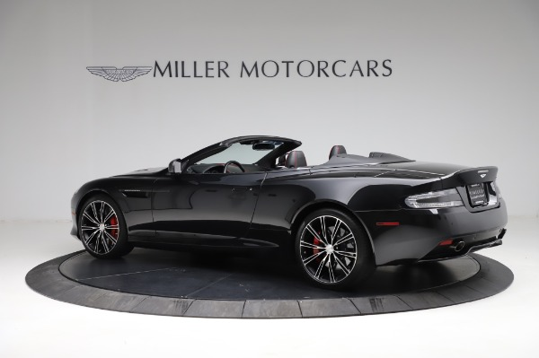 Used 2015 Aston Martin DB9 Convertible for sale Sold at Maserati of Greenwich in Greenwich CT 06830 3