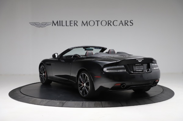 Used 2015 Aston Martin DB9 Convertible for sale Sold at Maserati of Greenwich in Greenwich CT 06830 4