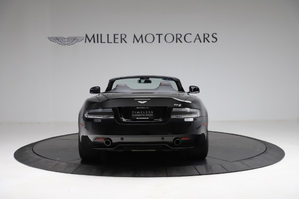 Used 2015 Aston Martin DB9 Convertible for sale Sold at Maserati of Greenwich in Greenwich CT 06830 5