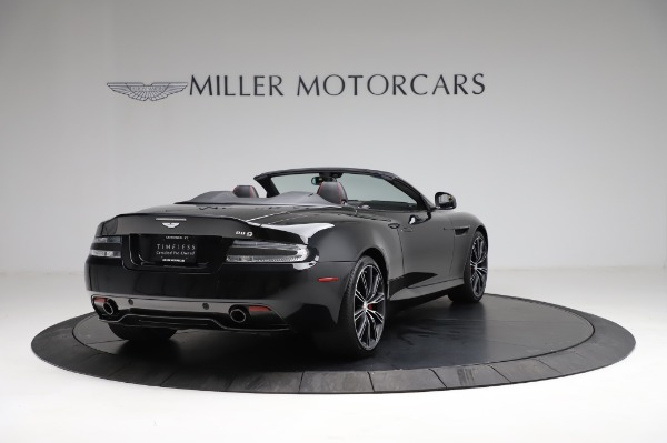 Used 2015 Aston Martin DB9 Convertible for sale Sold at Maserati of Greenwich in Greenwich CT 06830 6