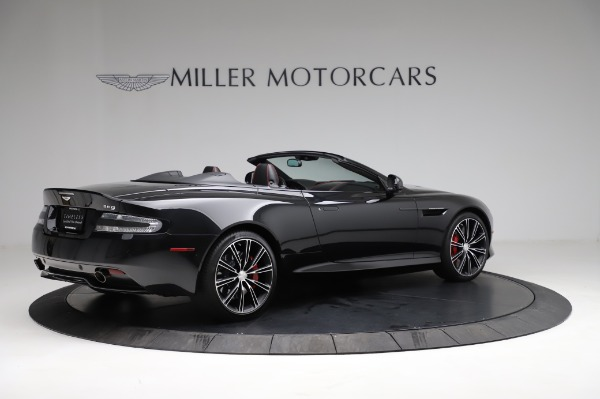 Used 2015 Aston Martin DB9 Convertible for sale Sold at Maserati of Greenwich in Greenwich CT 06830 7