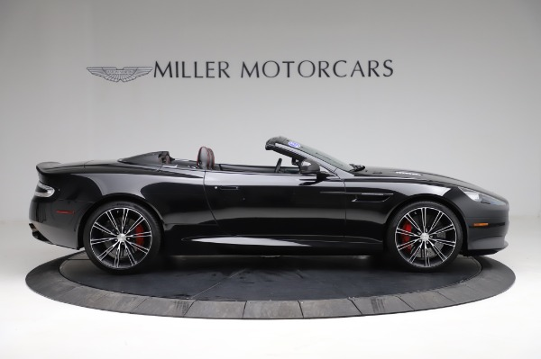 Used 2015 Aston Martin DB9 Convertible for sale Sold at Maserati of Greenwich in Greenwich CT 06830 8