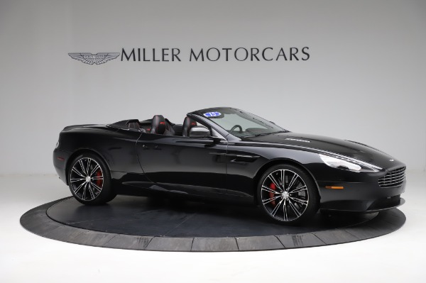 Used 2015 Aston Martin DB9 Convertible for sale Sold at Maserati of Greenwich in Greenwich CT 06830 9