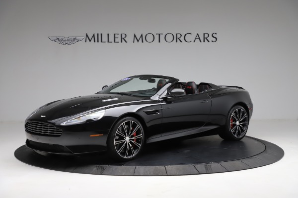 Used 2015 Aston Martin DB9 Convertible for sale Sold at Maserati of Greenwich in Greenwich CT 06830 1