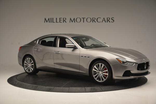 Used 2016 Maserati Ghibli S Q4 for sale Sold at Maserati of Greenwich in Greenwich CT 06830 10