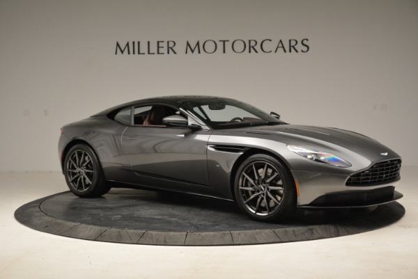 Used 2017 Aston Martin DB11 V12 Launch Edition for sale $139,900 at Maserati of Greenwich in Greenwich CT 06830 10