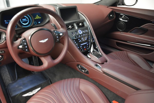 Used 2017 Aston Martin DB11 V12 Launch Edition for sale $134,900 at Maserati of Greenwich in Greenwich CT 06830 14