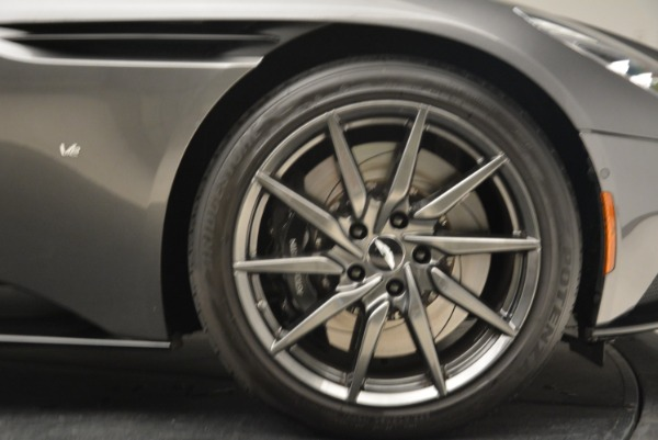 Used 2017 Aston Martin DB11 V12 Launch Edition for sale $139,900 at Maserati of Greenwich in Greenwich CT 06830 17