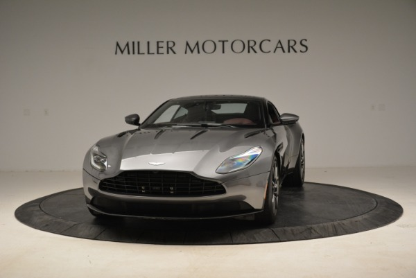 Used 2017 Aston Martin DB11 V12 Launch Edition for sale $139,900 at Maserati of Greenwich in Greenwich CT 06830 2
