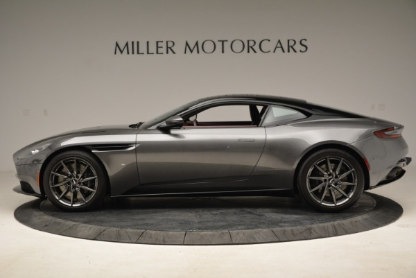 Used 2017 Aston Martin DB11 V12 Launch Edition for sale $134,900 at Maserati of Greenwich in Greenwich CT 06830 3