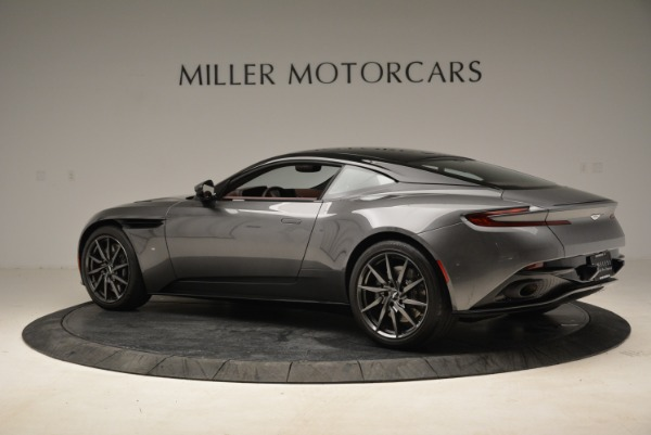 Used 2017 Aston Martin DB11 V12 Launch Edition for sale $134,900 at Maserati of Greenwich in Greenwich CT 06830 4