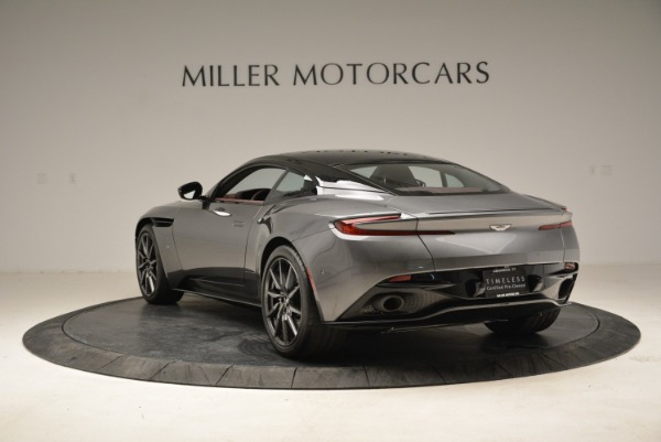 Used 2017 Aston Martin DB11 V12 Launch Edition for sale $139,900 at Maserati of Greenwich in Greenwich CT 06830 5