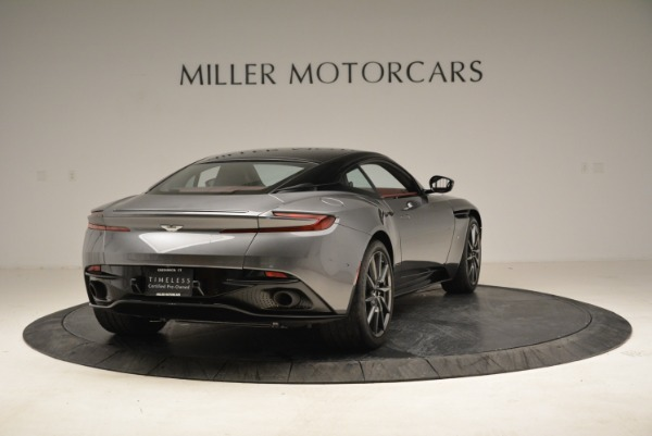 Used 2017 Aston Martin DB11 V12 Launch Edition for sale $139,900 at Maserati of Greenwich in Greenwich CT 06830 7