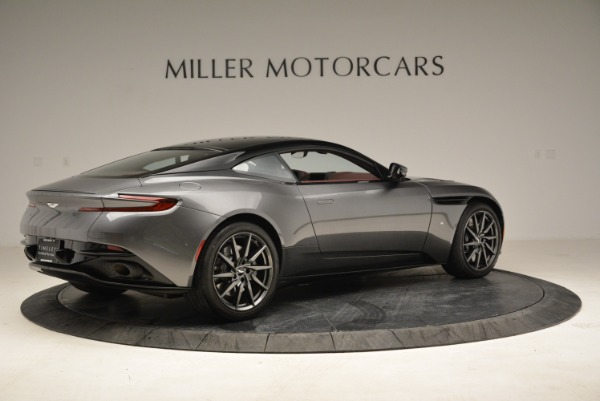 Used 2017 Aston Martin DB11 V12 Launch Edition for sale $134,900 at Maserati of Greenwich in Greenwich CT 06830 8