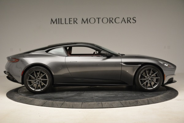 Used 2017 Aston Martin DB11 V12 Launch Edition for sale $134,900 at Maserati of Greenwich in Greenwich CT 06830 9