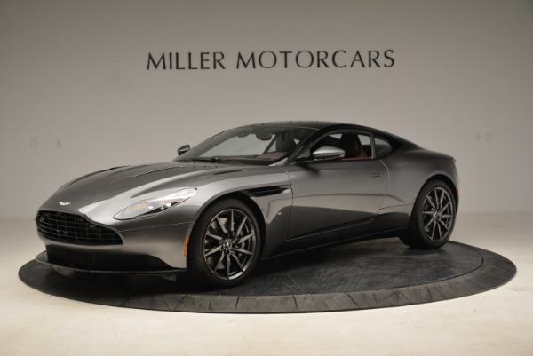 Used 2017 Aston Martin DB11 V12 Launch Edition for sale $139,900 at Maserati of Greenwich in Greenwich CT 06830 1