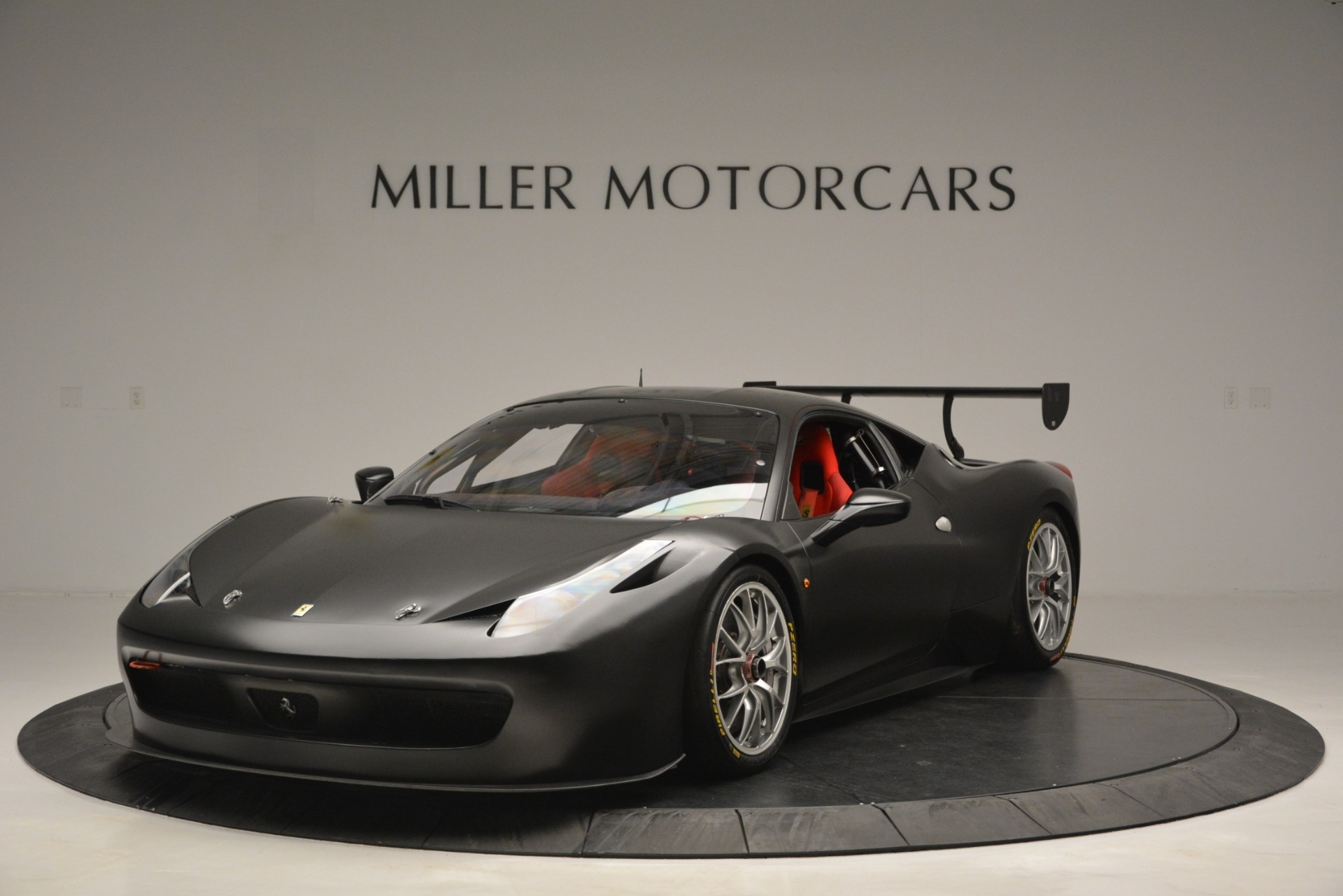 Used 2013 Ferrari 458 Challenge for sale $139,900 at Maserati of Greenwich in Greenwich CT 06830 1
