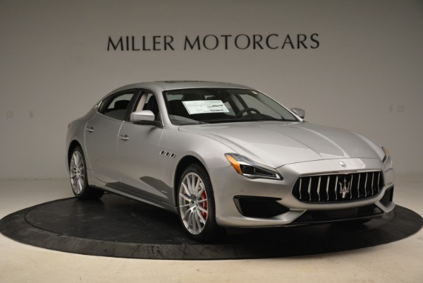 Used 2018 Maserati Quattroporte S Q4 Gransport for sale $69,900 at Maserati of Greenwich in Greenwich CT 06830 10