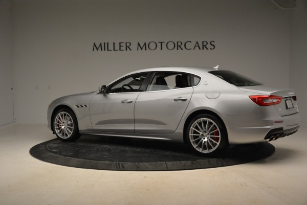 Used 2018 Maserati Quattroporte S Q4 Gransport for sale $69,900 at Maserati of Greenwich in Greenwich CT 06830 3