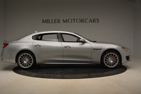 Used 2018 Maserati Quattroporte S Q4 Gransport for sale $69,900 at Maserati of Greenwich in Greenwich CT 06830 8