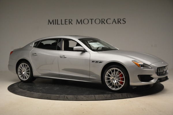 Used 2018 Maserati Quattroporte S Q4 Gransport for sale $69,900 at Maserati of Greenwich in Greenwich CT 06830 9