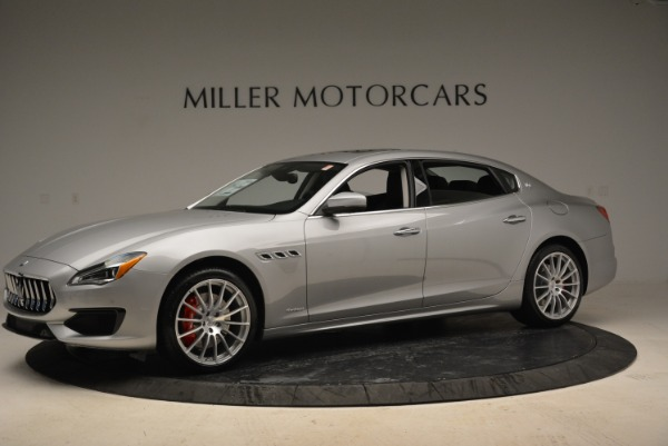 Used 2018 Maserati Quattroporte S Q4 Gransport for sale $69,900 at Maserati of Greenwich in Greenwich CT 06830 1