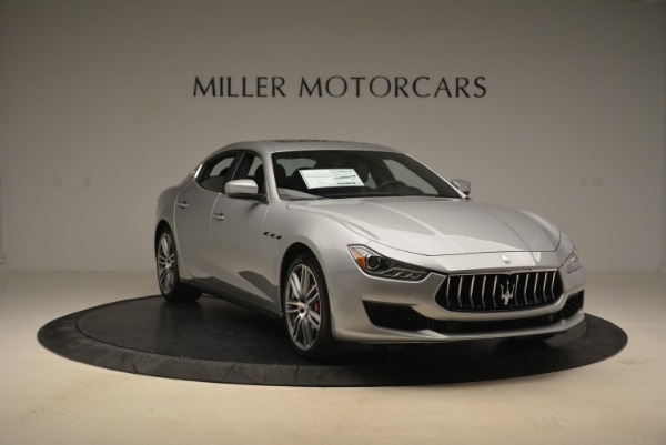 Used 2018 Maserati Ghibli S Q4 for sale Sold at Maserati of Greenwich in Greenwich CT 06830 10