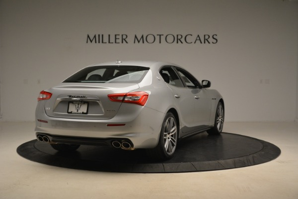 Used 2018 Maserati Ghibli S Q4 for sale Sold at Maserati of Greenwich in Greenwich CT 06830 6