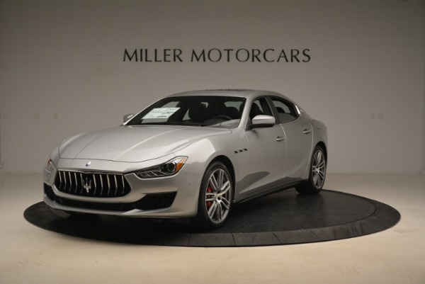 Used 2018 Maserati Ghibli S Q4 for sale Sold at Maserati of Greenwich in Greenwich CT 06830 1