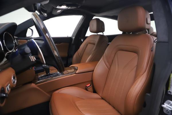 Used 2018 Maserati Quattroporte S Q4 GranLusso for sale $69,900 at Maserati of Greenwich in Greenwich CT 06830 14