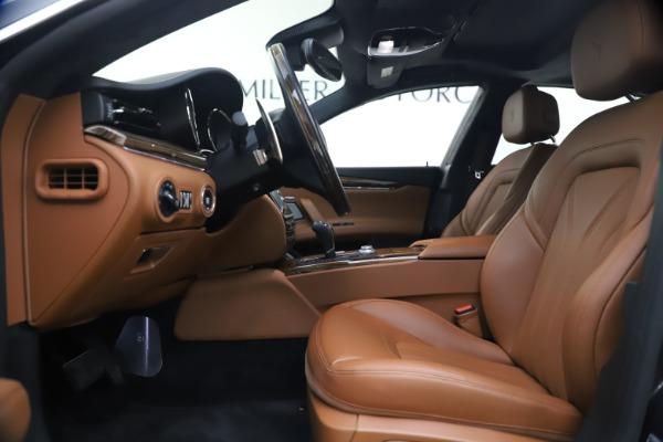 Used 2018 Maserati Quattroporte S Q4 GranLusso for sale $69,900 at Maserati of Greenwich in Greenwich CT 06830 15