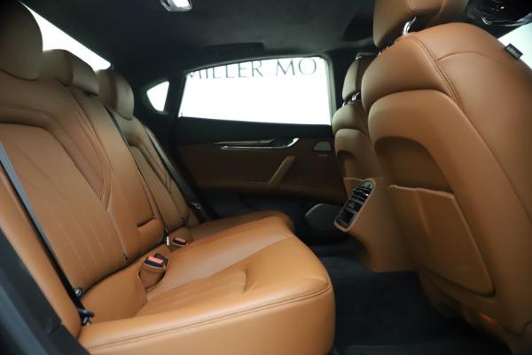 Used 2018 Maserati Quattroporte S Q4 GranLusso for sale $69,900 at Maserati of Greenwich in Greenwich CT 06830 25