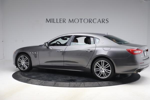 Used 2018 Maserati Quattroporte S Q4 GranLusso for sale $69,900 at Maserati of Greenwich in Greenwich CT 06830 4