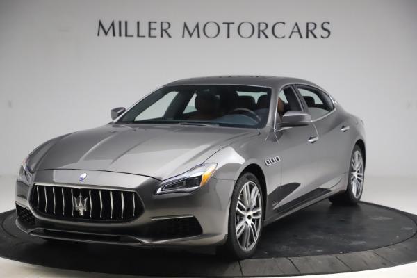 Used 2018 Maserati Quattroporte S Q4 GranLusso for sale $69,900 at Maserati of Greenwich in Greenwich CT 06830 1