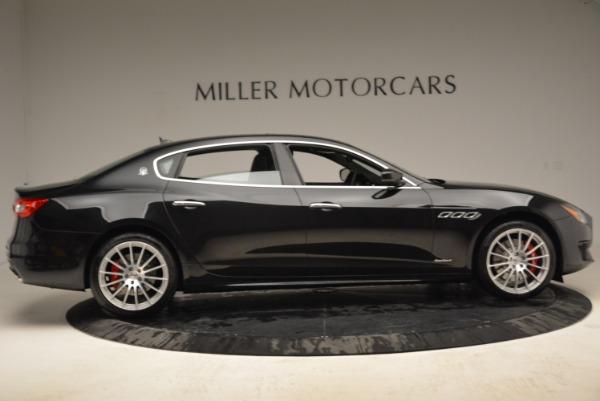 New 2018 Maserati Quattroporte S Q4 Gransport for sale Sold at Maserati of Greenwich in Greenwich CT 06830 11