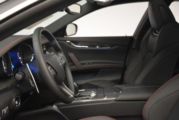 New 2018 Maserati Quattroporte S Q4 Gransport for sale Sold at Maserati of Greenwich in Greenwich CT 06830 14