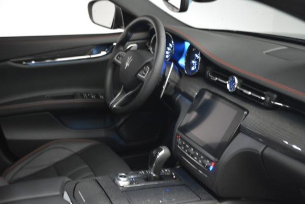 New 2018 Maserati Quattroporte S Q4 Gransport for sale Sold at Maserati of Greenwich in Greenwich CT 06830 25