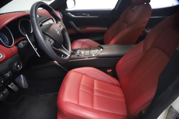 Used 2018 Maserati Ghibli S Q4 GranSport for sale $55,900 at Maserati of Greenwich in Greenwich CT 06830 14
