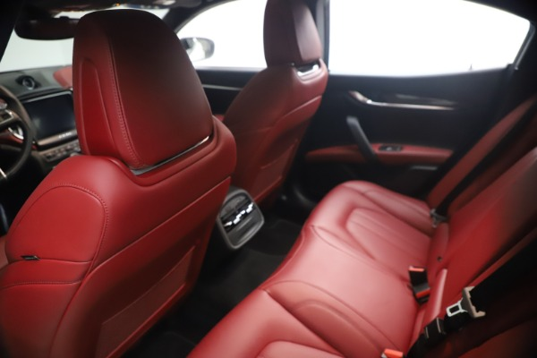 Used 2018 Maserati Ghibli S Q4 GranSport for sale $55,900 at Maserati of Greenwich in Greenwich CT 06830 18