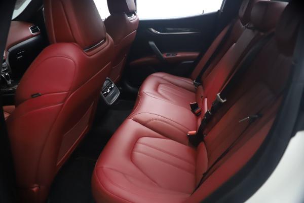 Used 2018 Maserati Ghibli S Q4 GranSport for sale $55,900 at Maserati of Greenwich in Greenwich CT 06830 19