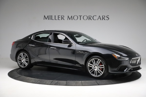 Used 2018 Maserati Ghibli S Q4 Gransport for sale $55,900 at Maserati of Greenwich in Greenwich CT 06830 11
